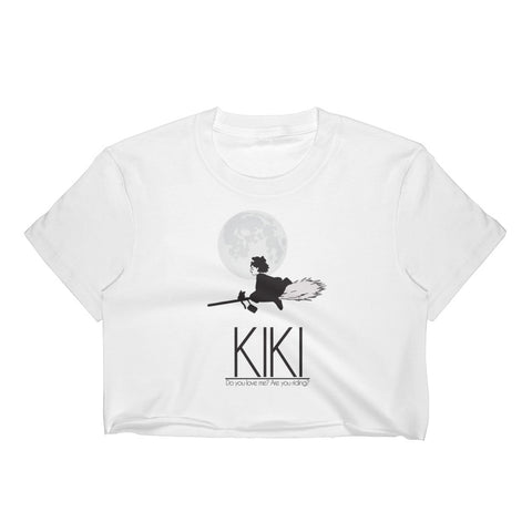 KiKI Women's Crop Top