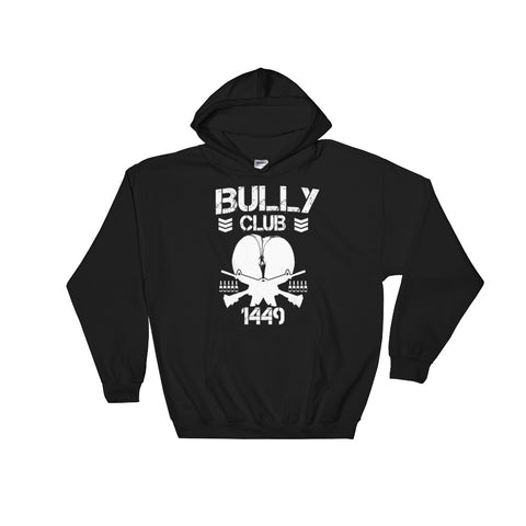 Bully Club-Hooded Sweatshirt