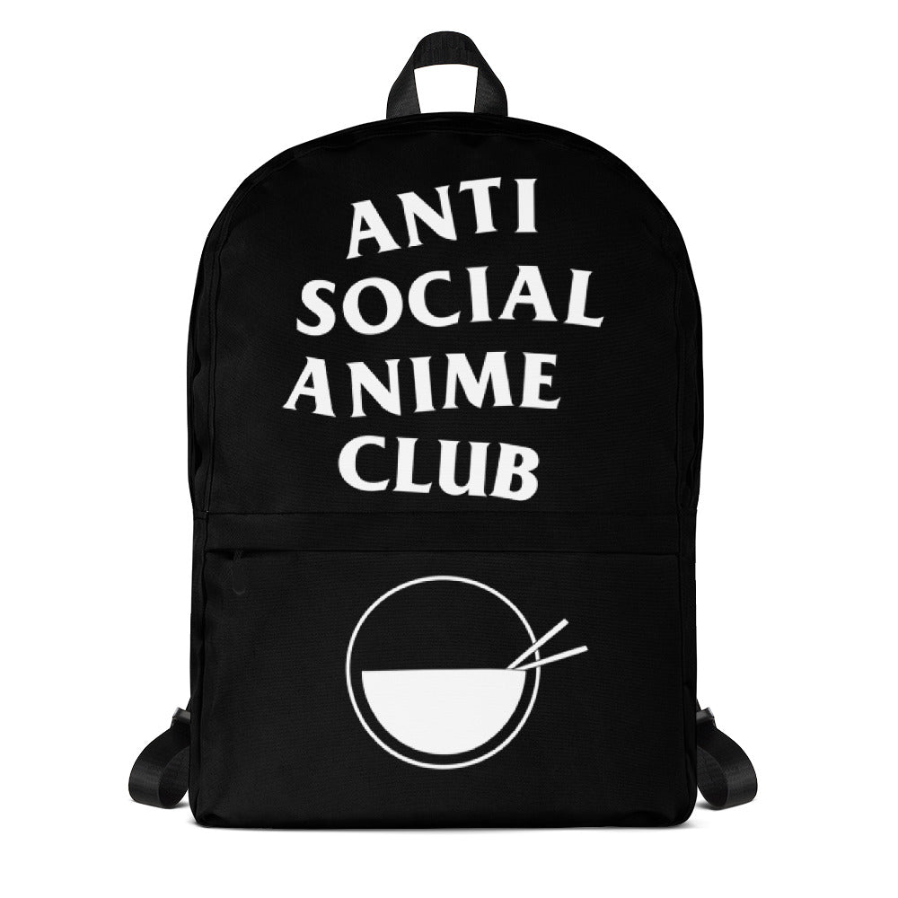Anti anime backpack