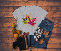 Autumn Paints In Colors That Summer Has Never Seen T-Shirt