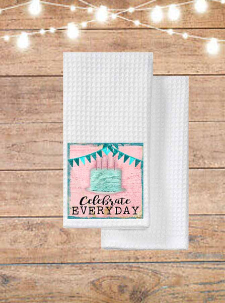 Celebrate Everyday Kitchen Towel