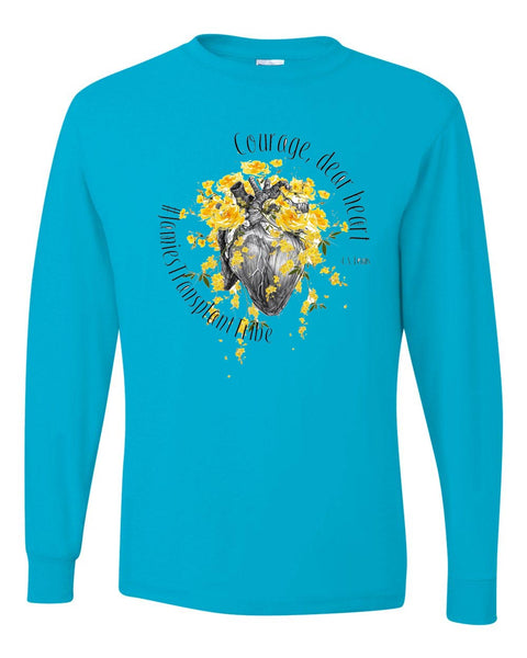 Jamie's Transplant Tribe Long Sleeve T-Shirt