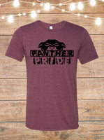 Panther Pride Triblend T-Shirt