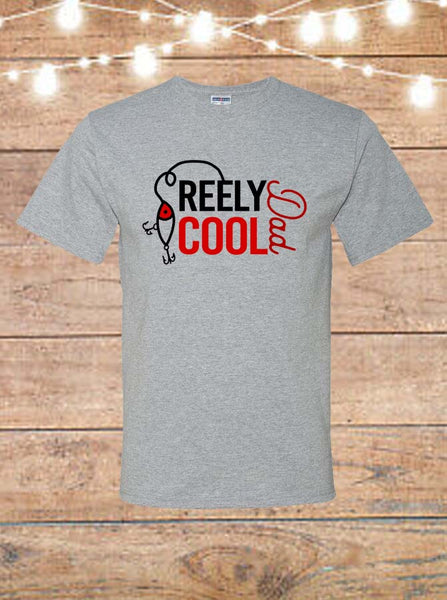 Reely Cool Dad T-Shirt