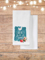 Rise And Shine Kitchen Towel
