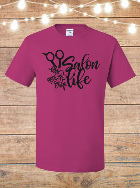 Salon Life T-Shirt