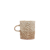 Speckled Diamond Stripe Mug