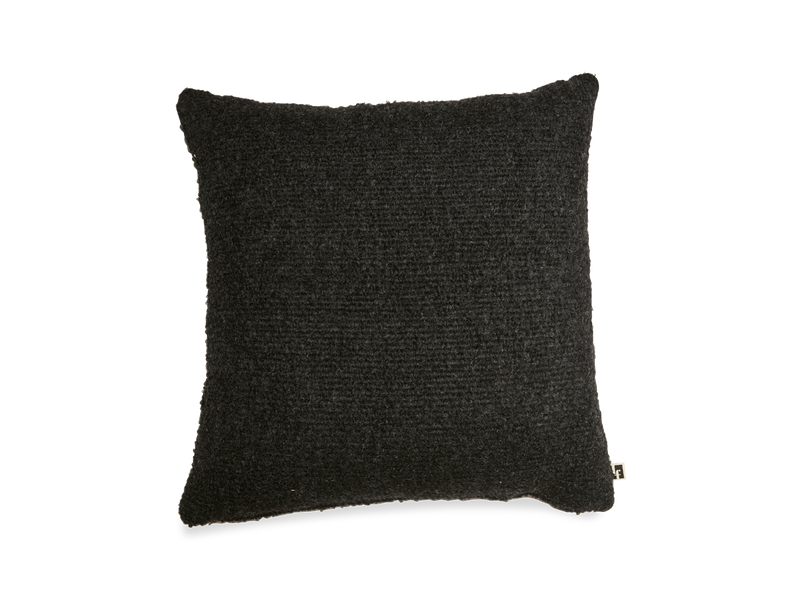 Boucle Pillow in Dark Grey