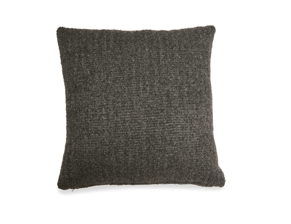 Boucle Pillow in Grey