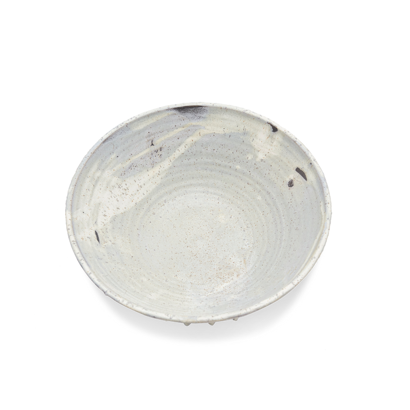 Studded Serving Bowl - Shallow