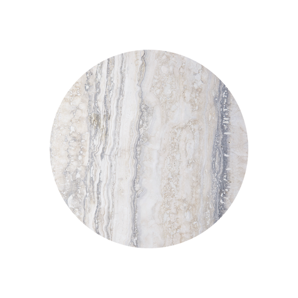 Honed Titanium Travertine