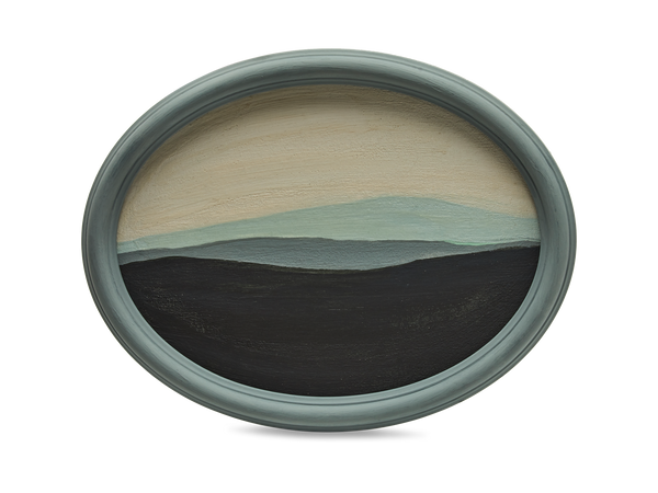 Oval Landscape Small