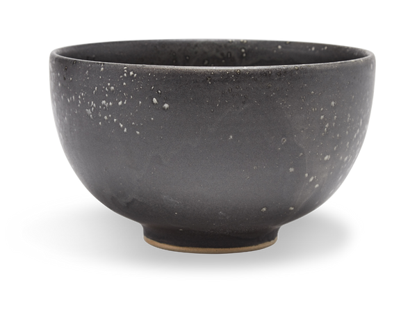 Large Deep Bowl #12 - Black and White