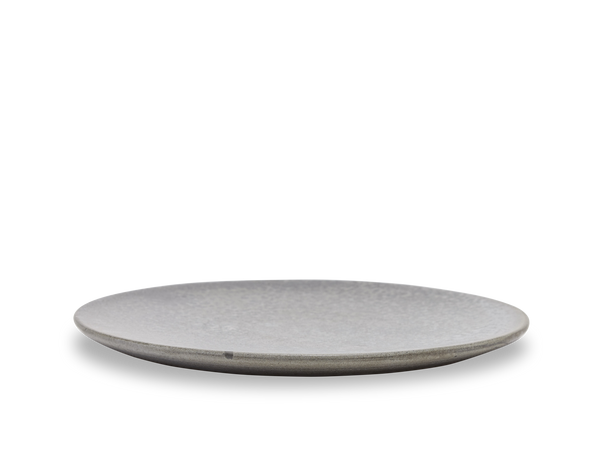 Large Flat Plate #6 - Grey