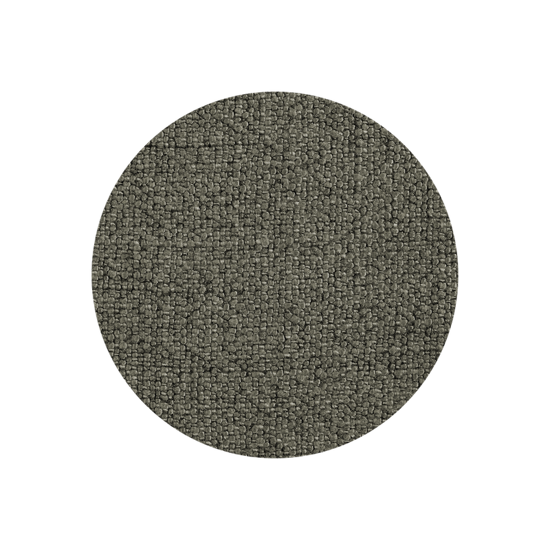 Brushed Linen Blend - Charcoal