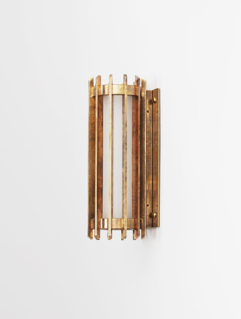 "Cathedral 12"" Sconce"