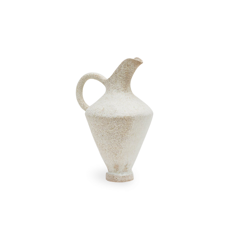 Oinochoe Pitcher in Mother-of-Pearl
