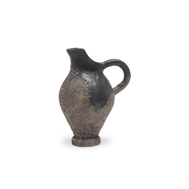 Oinochoe Pitcher in Green