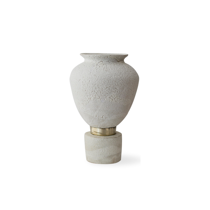 Isolated n.9 Vase