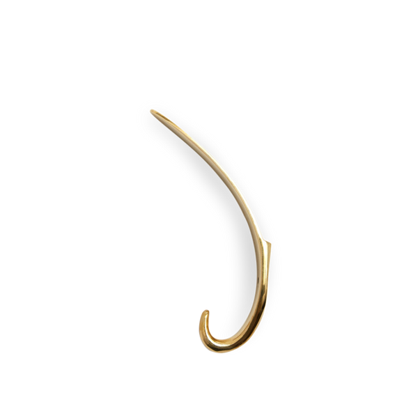 Long Rounded Hook
