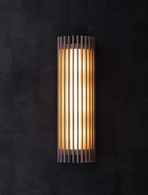 "Beacon 36"" Half Round Sconce"