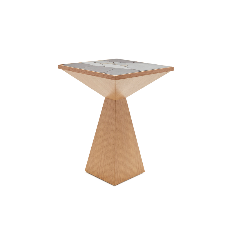 LF x John Sheppard Collabs in Clay Side Table