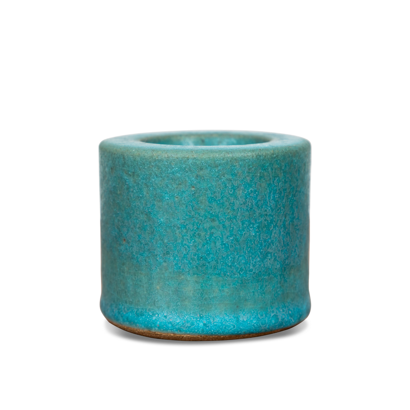 Candleholder in Turquoise