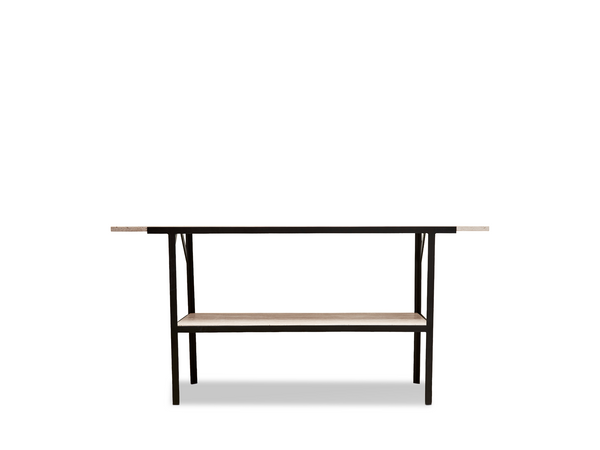 Montrose Console Table with Shelf