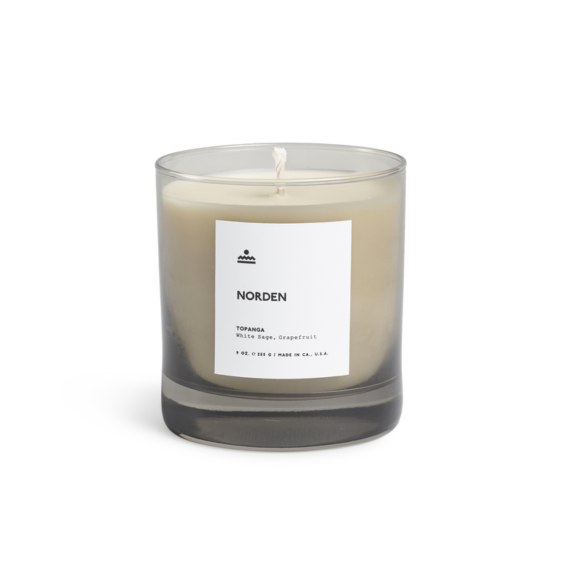 Topanga 9 oz. Glass Candle
