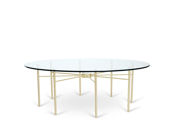 Radial Coffee Table