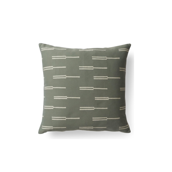 Surf Grey Roadside Pillow