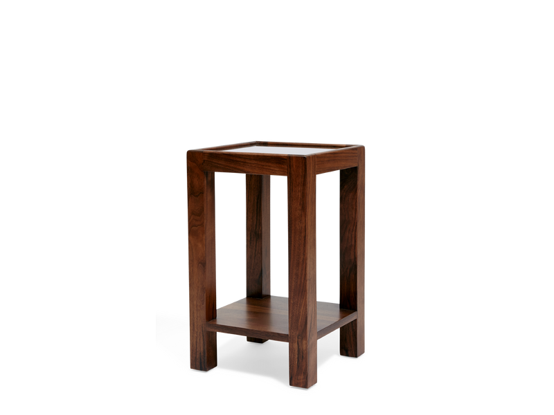 Square Narrow Side Table