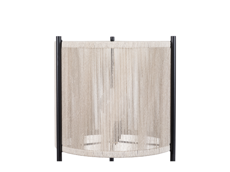 Topanga Table Lamp Round