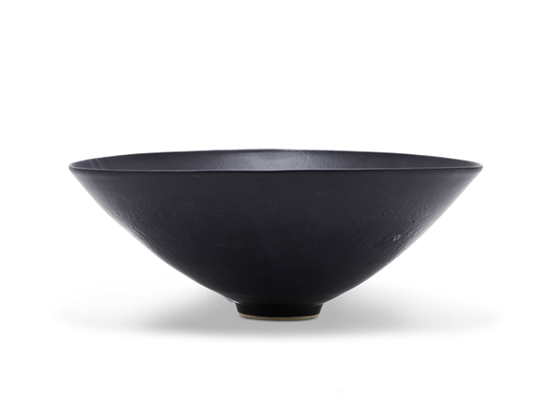 Large Black Bowl