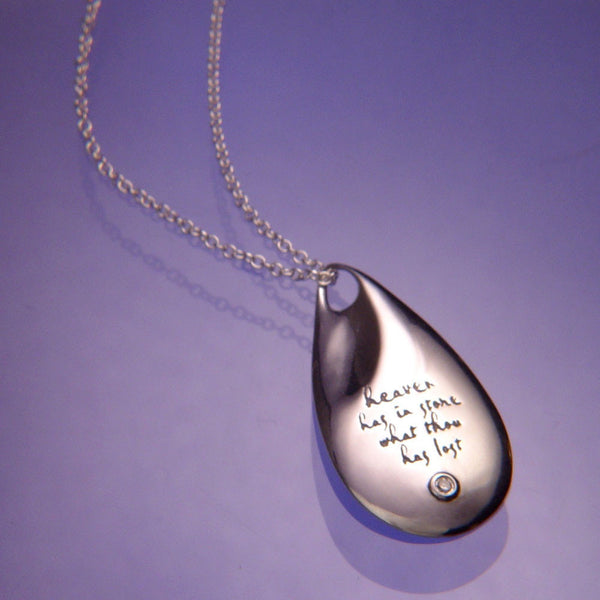 Heaven Sterling Silver Necklace