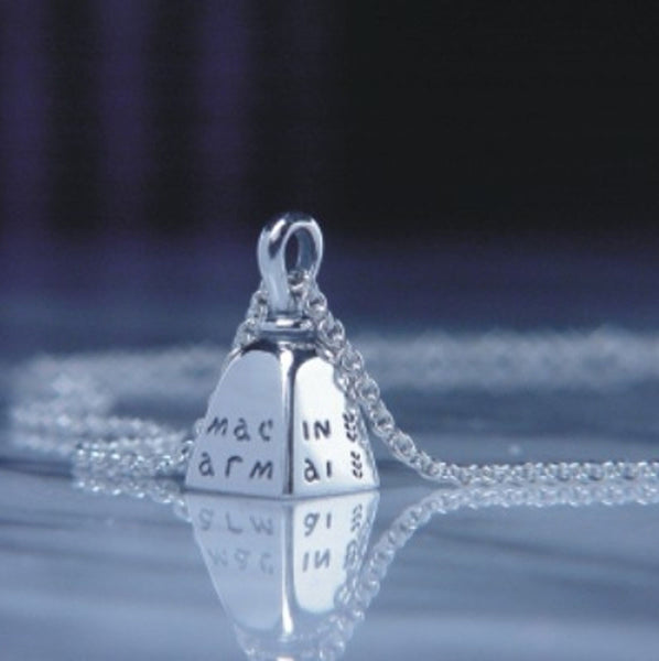 Magic Bell Sterling Silver Necklace