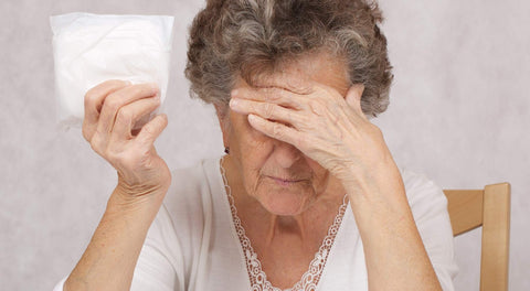 incontinence is a normal part of aging