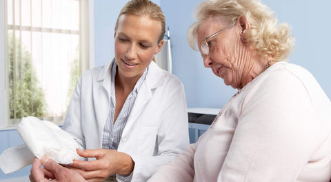 is urinary incontinence a normal part of aging