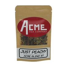 Load image into Gallery viewer, Just Peachy - Anytime Elixir - Acme Tea Company #7