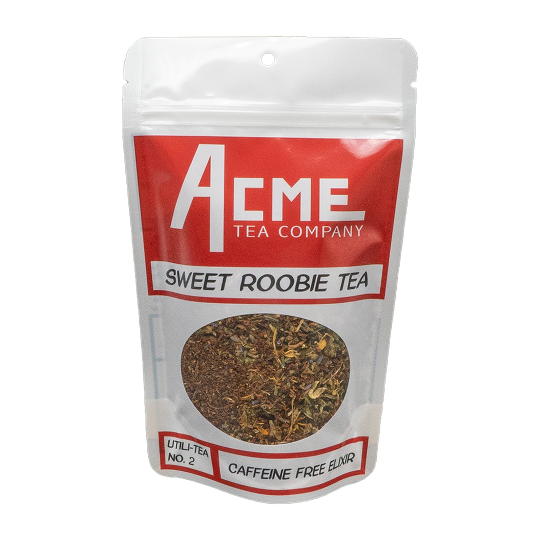 Sweet Roobie Tea - Health Elixir - Acme Tea Company #2