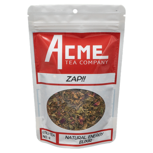 ZAP! - Natural Energy Potion - Acme Tea Company #4