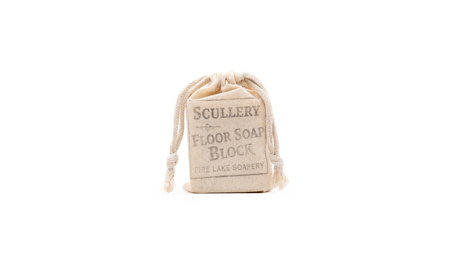 zero waste floor soap block norapola