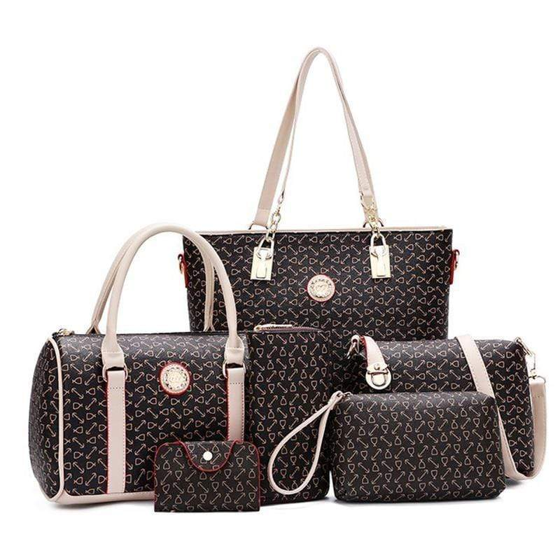 Newest Six-piece Set of Fashion Bags