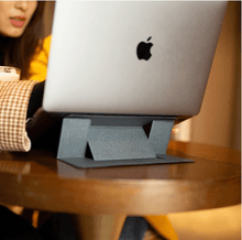 Load image into Gallery viewer, Invisible Multi-Angle Laptop Stand