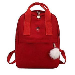 Kawaii Lifestyle Backpack: 4 colors