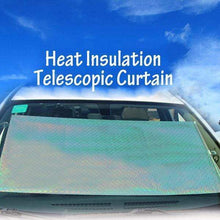 Load image into Gallery viewer, Heat Insulation Telescopic Curtain