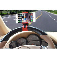 Load image into Gallery viewer, Steering Phone Holder