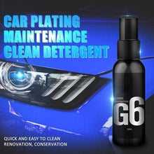 Load image into Gallery viewer, Car Plastic Plating Maintenance Clean Detergent Refurbisher