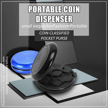 Load image into Gallery viewer, Portable Coin Dispenser