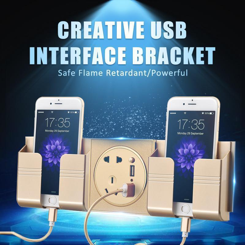 Creative USB Interface Bracket